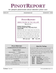 95 Points - Pinot Noir Russian River Valley Keefer Ranch Vineyard 2006 cover