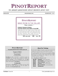 """Pinot Noir Sonoma Coast Akiko's Cuvee 2008 94 points - MAKE ROOM IN THE CELLAR! - """"Deep, complex """" cover"""