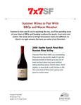 Summer Wines to Pair With BBQs and Warm Weather: