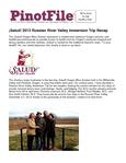¡Salud! 2013 Russian River Valley Immersion Trip Recap Freeman Winery and Vineyard, Sebastopol cover