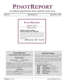 92 Points - Pinot Noir Russian River Valley 2006 cover