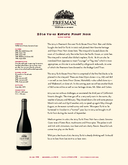 2014 Yu-ki Estate Pinot Noir cover