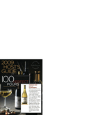Robb Report: 100 Perfect Pours Freeman's Ryo-Fu Chardonnay cover