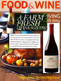 A Farm Fresh Thanksgiving 2008 Freeman Russian River Valley cover