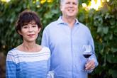 Ken & Akiko Freeman - Vineyard cover