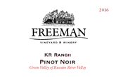 KR Ranch Pinot Noir cover