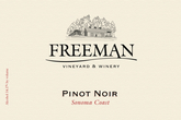 Sonoma Coast Pinot Noir cover